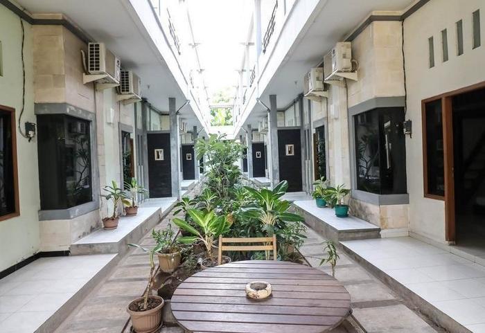 NIDA Rooms Gatot Subroto Barat 339 Denpasar - Pemandangan Area