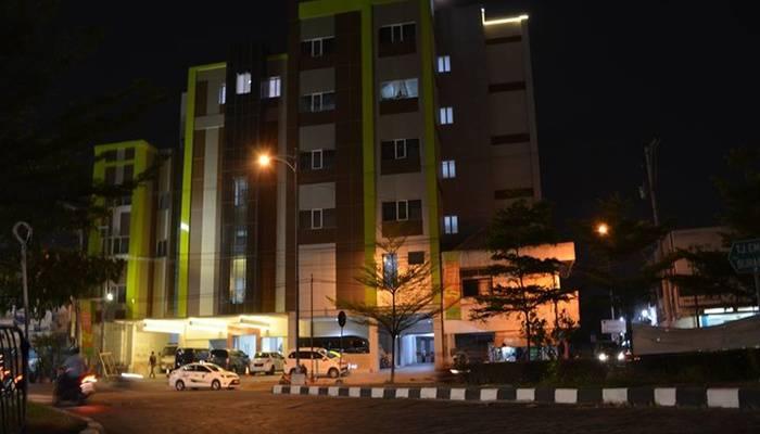 NJ Hotel Semarang - Eksterior