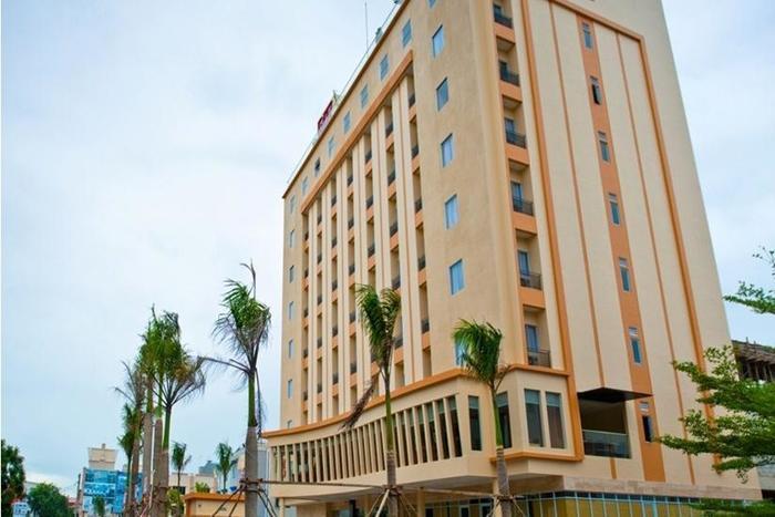 Biz Hotel  Batam - Tampilan Luar Hotel
