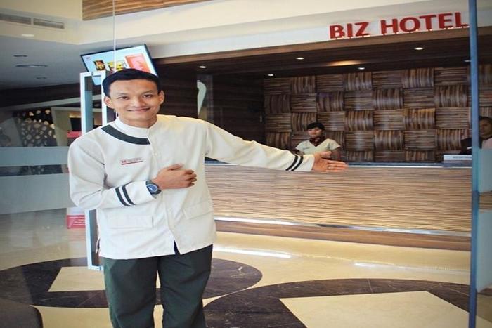 Biz Hotel  Batam - Ucapan Selamat Datang