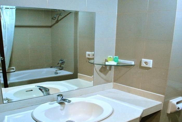 Hotel Nuansa Indah Balikpapan - Kamar mandi