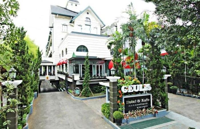 Geulis Boutique Hotel & Cafe Bandung - Eksterior
