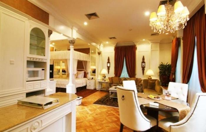 Geulis Boutique Hotel & Cafe Bandung - Kamar tamu