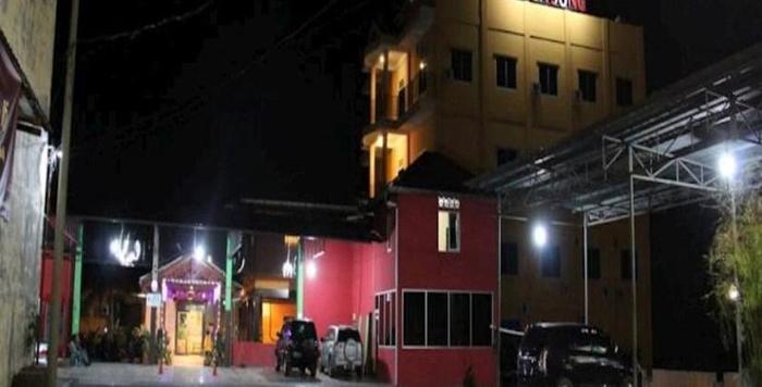 Hotel Sing A Song Pematangsiantar - Tampilan Luar Hotel