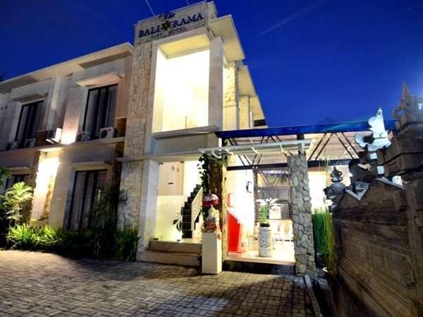 The Bali Rama City Hotel Bali - Eksterior