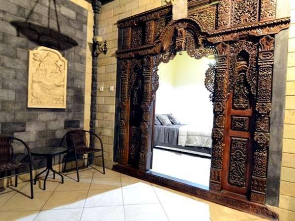 The Bali Rama City Hotel Bali - Masuk