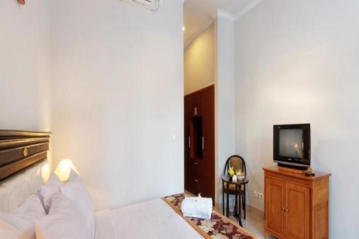 U Tube Hotel Bali - Kamar Deluxe