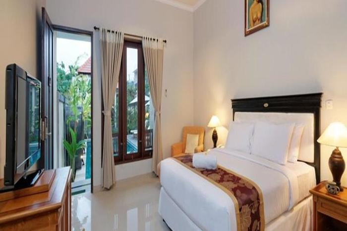 U Tube Hotel Bali - Kamar Suite
