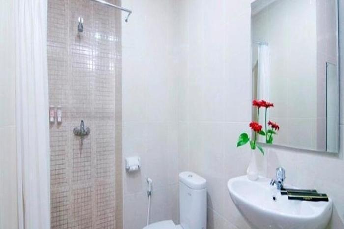 d Arcici Hotel Sunter - Kamar mandi