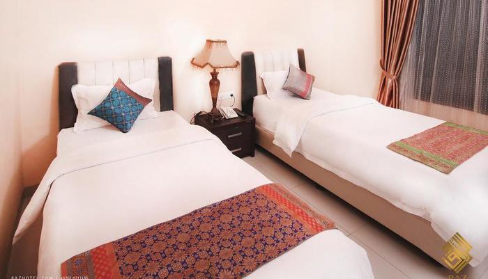 Raz Hotel Medan - KAMAR SUPERIOR TWIN