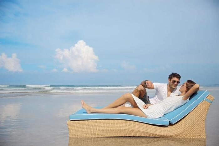 Ossotel Legian Bali - Pantai