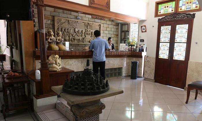 Hotel Mataram 1 Yogyakarta - Front office