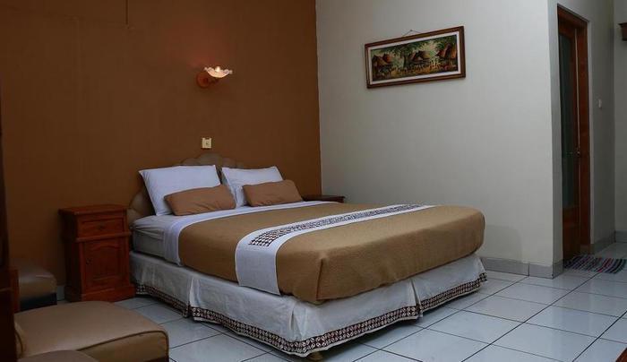 Hotel Mataram 1 Yogyakarta - Kamar Deluxe