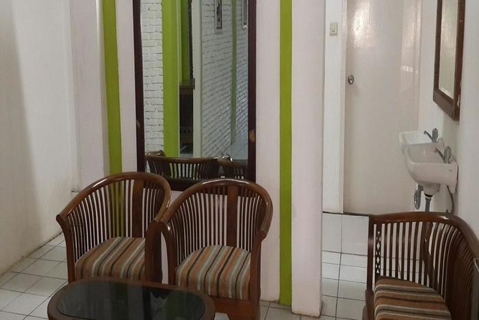 Sendok Hotel Lombok - Ruang tamu
