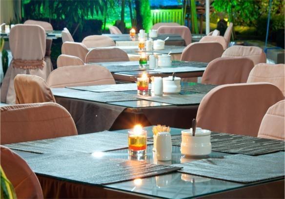 NIDA Rooms Bagindo Chan 28 Padang Barat - Ruang makan