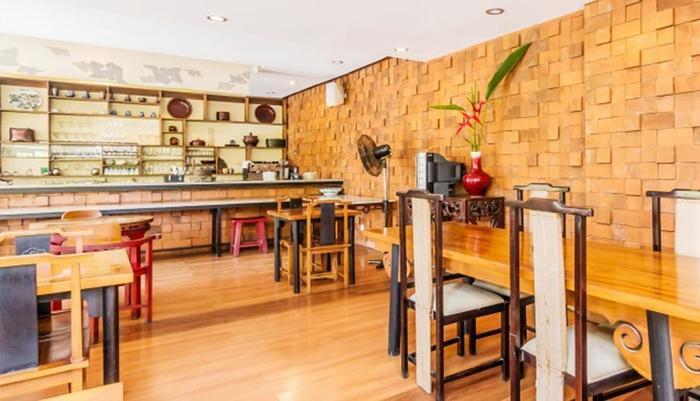 Abian Biu Mansion Bali - restaurant