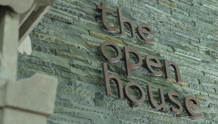 The Open House Bali Bali - Eksterior