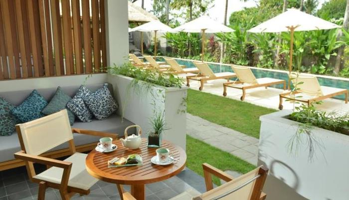 The Open House Bali Bali - Teras