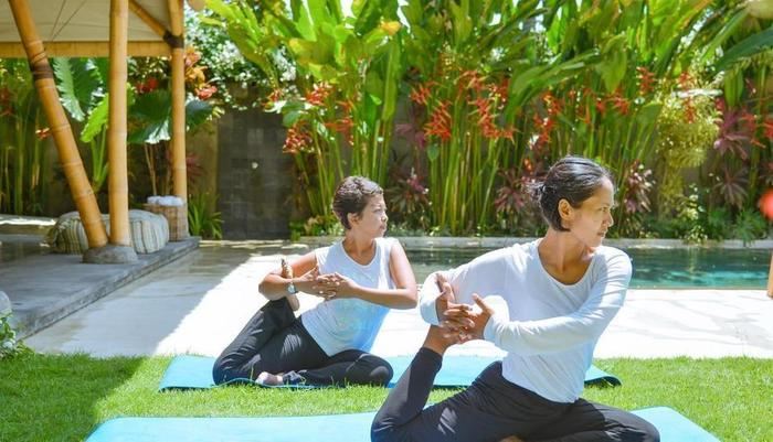 The Open House Bali Bali - Yoga