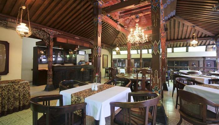 Hotel Istana Batik Ratna Yogyakarta - Resto