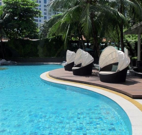 The Park Lane Hotel Jakarta - Swimming Pool 1
