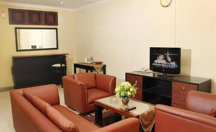 Hotel Griya Dharma Kusuma Bojonegoro - Interior