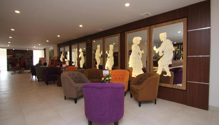 Superstar Hotel Dumai - Lobby