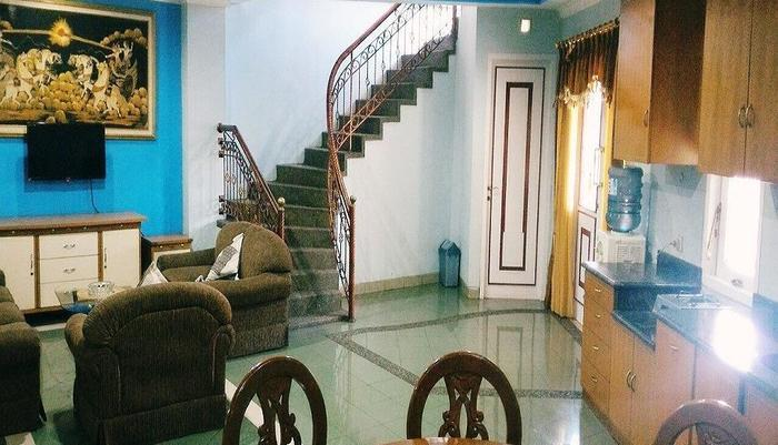 Amellia Pasteur Hotel Bandung - KAMAR SUITE