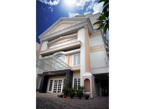 Blue Sky Pandurata Jakarta - Bangunan