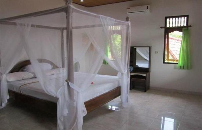 Blue Star Cafe And Homestay Bali - Kamar