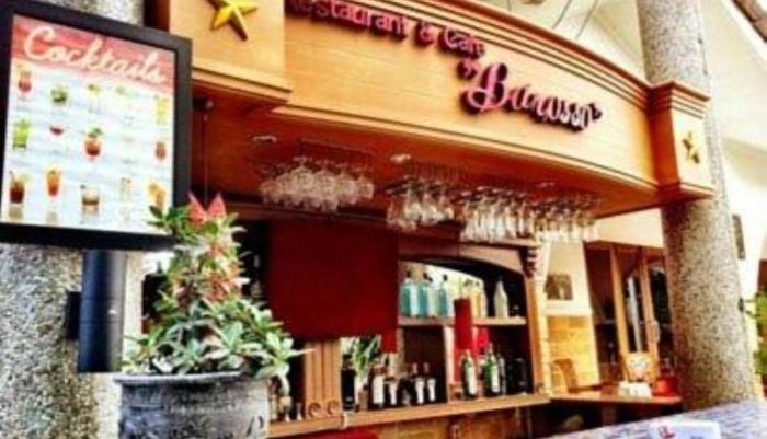 Hotel Centrum Bangka - Restoran