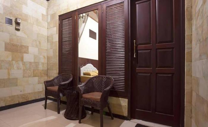 Pondok 828 Guest House Bali - Teras
