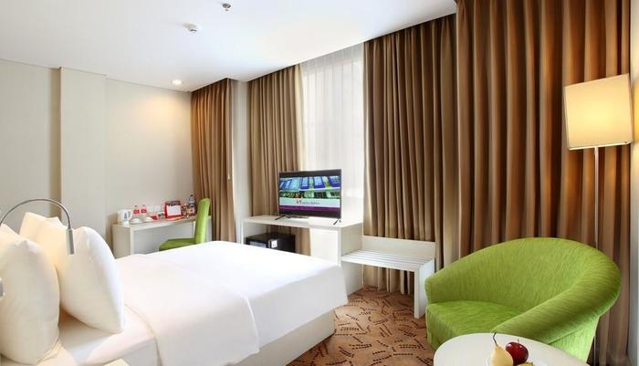 Swiss-Belinn Balikpapan - Superior Deluxe Twin Bed