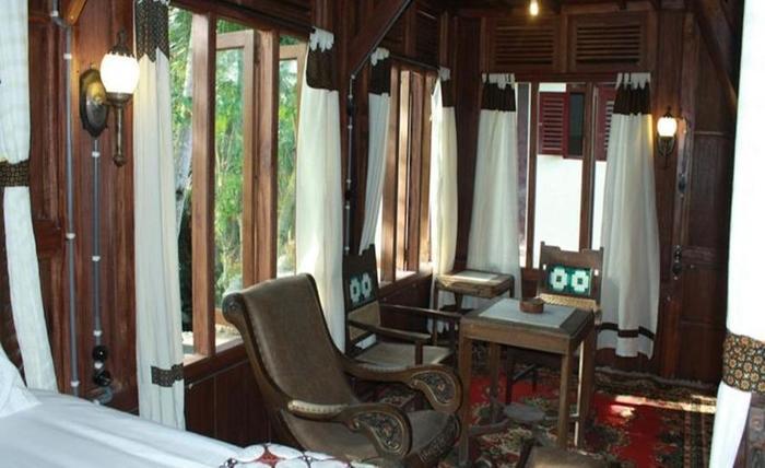 Kampung Labasan Resort Kaliurang - Ruang tamu