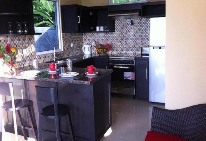Banana Villa Retreat Bali - Dapur