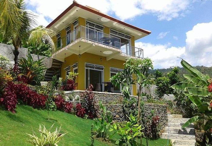 Banana Villa Retreat Bali - Eksterior