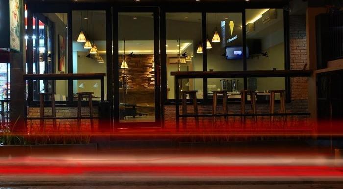 bnb Style Hotel Seminyak - Eksterior
