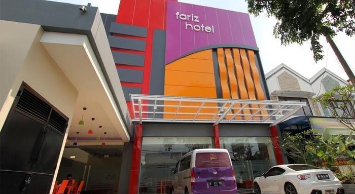 Fariz Hotel Malang - 1/12/2015