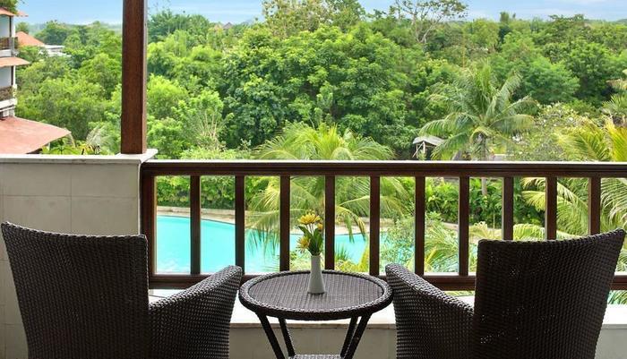 Swiss-Belhotel Segara Bali - Loft Pool View