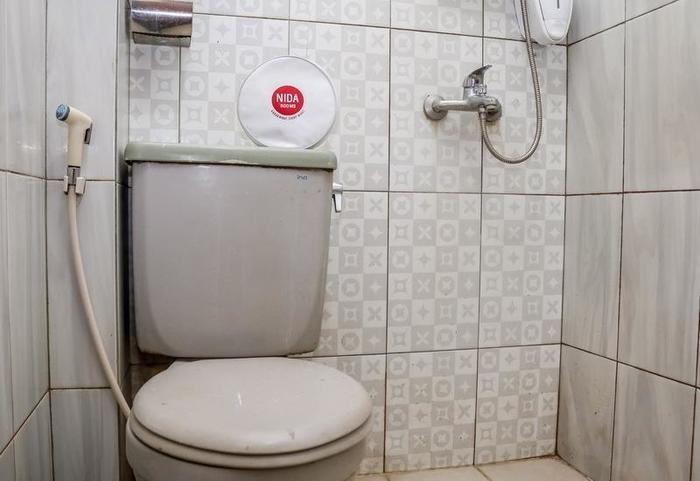 NIDA Rooms Cibaduyut Building Coblong - Kamar mandi