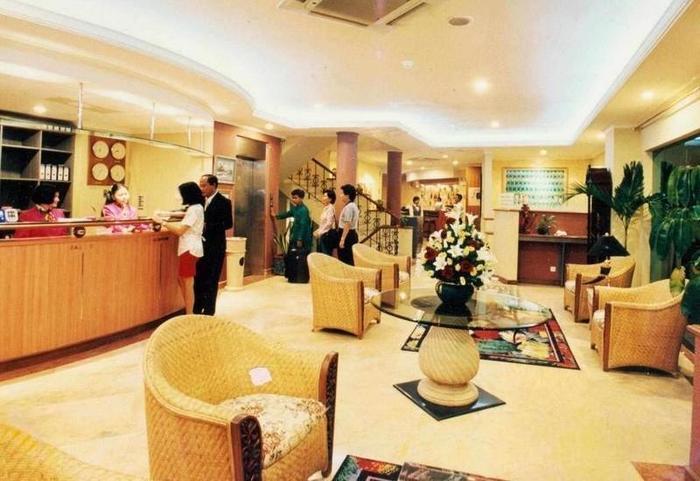 Losari Blok M Hotel Jakarta - Lounge