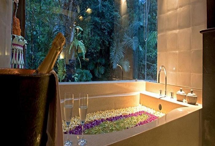 The Kayon Resort Bali - Fasilitas Kamar