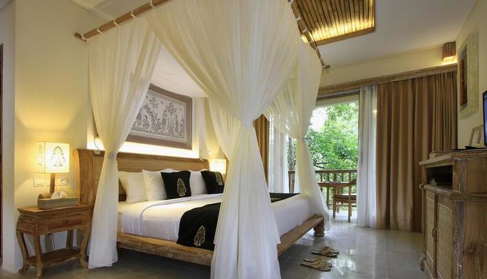 The Kayon Resort Bali - Kamar tamu