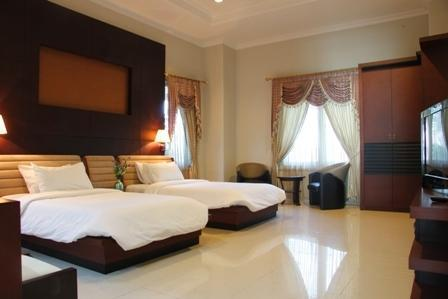 Novilla Boutique Resort Bangka - Executive Suite