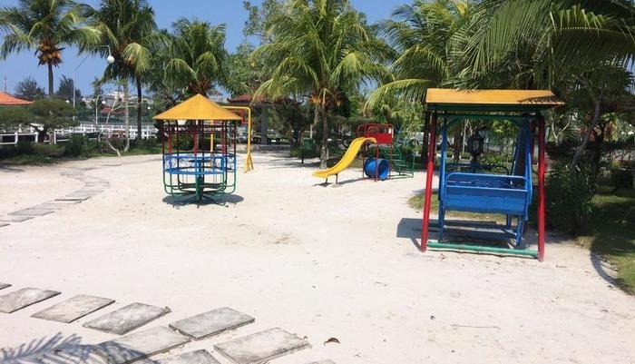 Novilla Boutique Resort Bangka - Playground