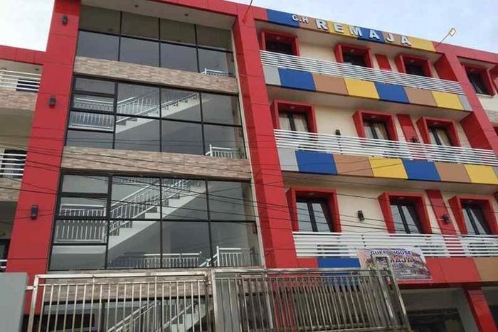 Remaja Guest House Samarinda - Tampilan Luar Hotel