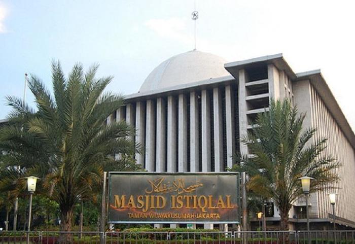 Amaris Pasar Baru Jakarta - Masjid Istiqlal