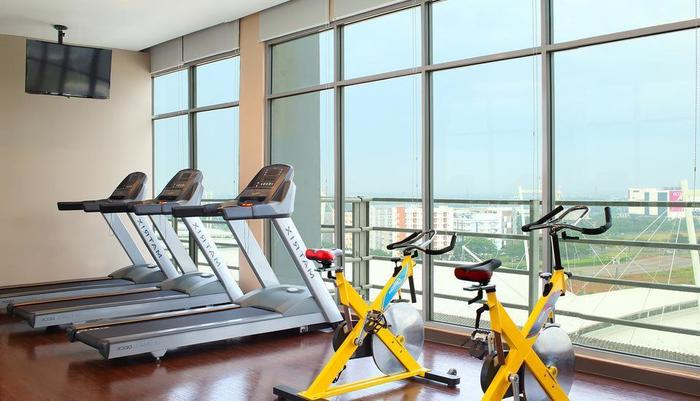 Hotel Santika Premiere ICE BSD City - gym