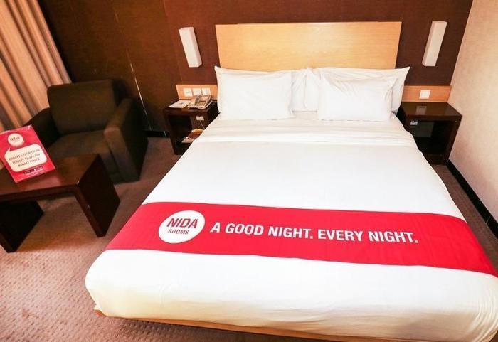 NIDA Rooms Semarang Ahmad Dahlan - Kamar tamu