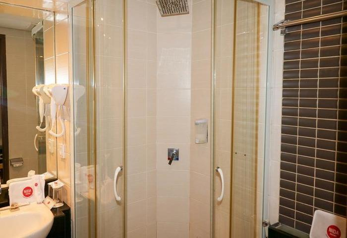 NIDA Rooms Semarang Ahmad Dahlan - Kamar mandi